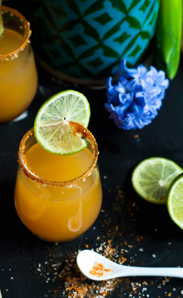 Chill Pineapple Guava Margarita