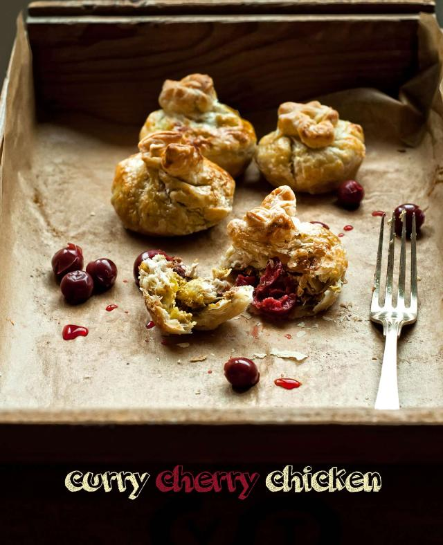 curry cherry chicken