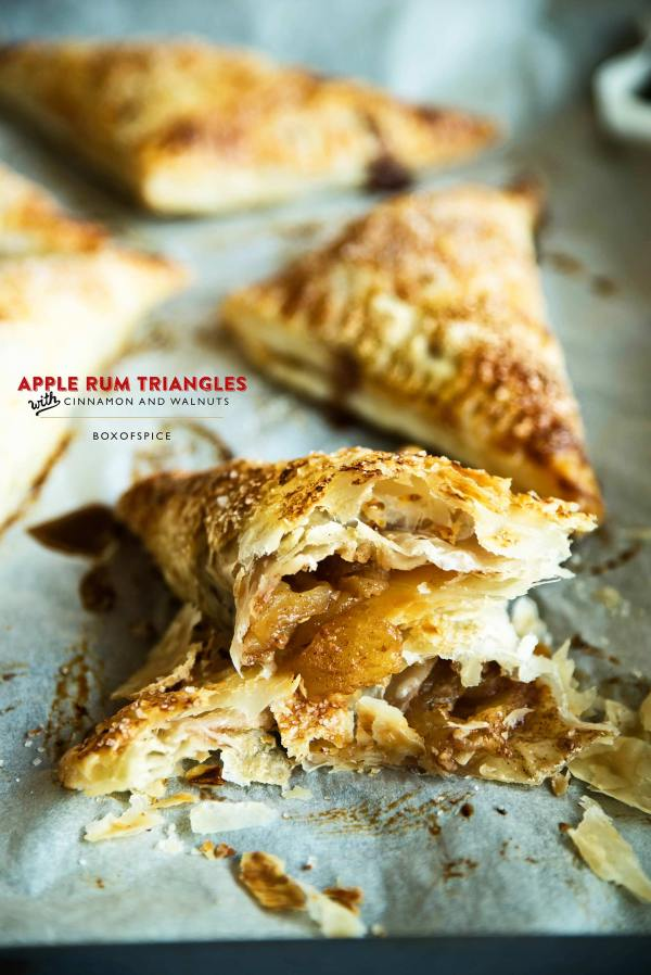 apple triangles