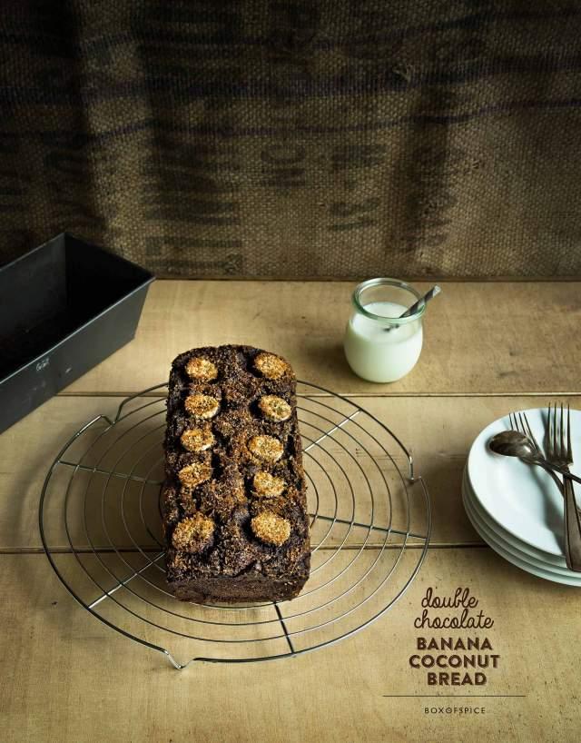 banana chocolate bread
