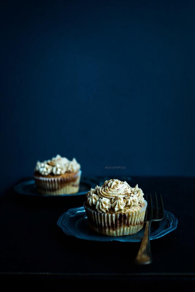 cinammon cupcakes