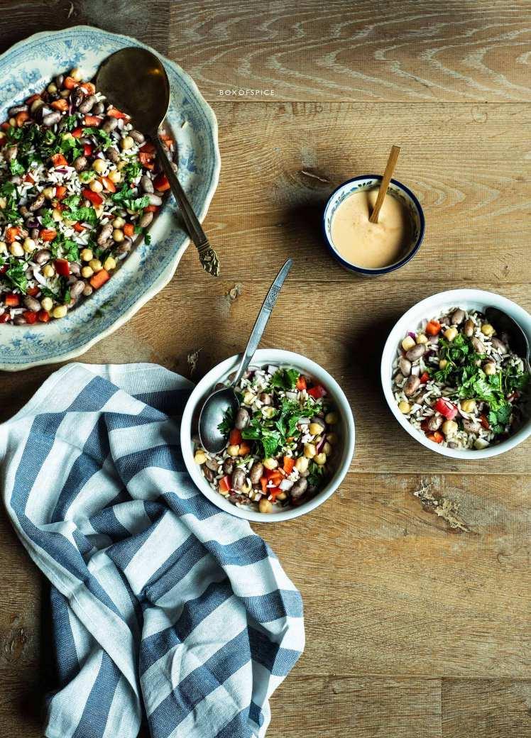 two bean salad I boxofspice